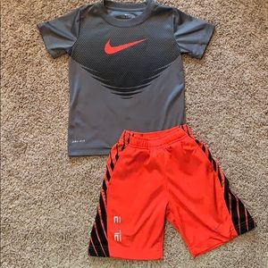 Nike 4t Dri-Fit outfit